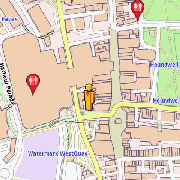 Southampton Amenities Offline Map AmeniMaps